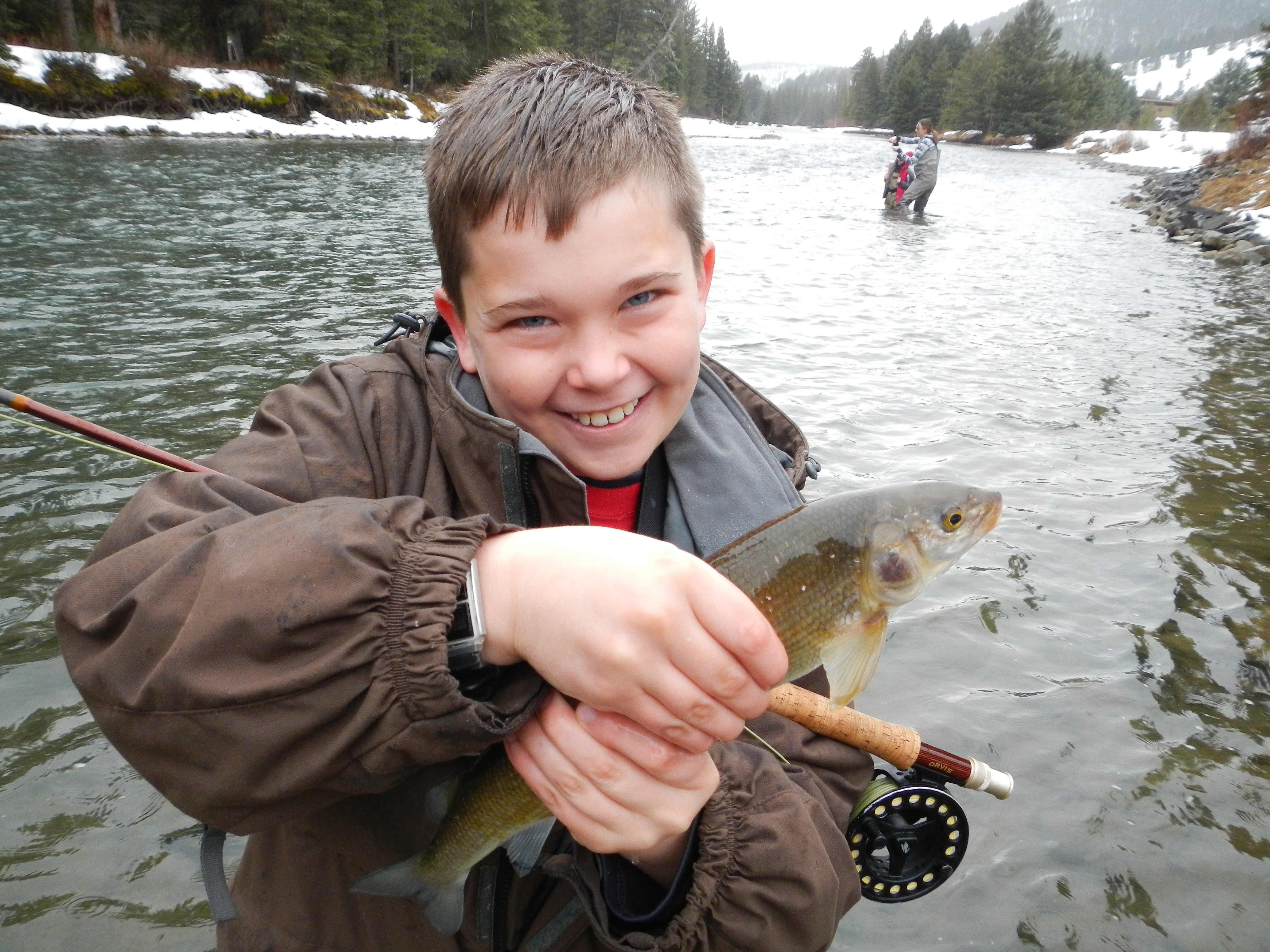 Fishing reports wild trout outfitters for Gallatin fishing report